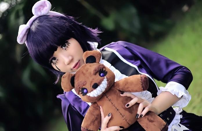 安妮还是最萌 英雄联盟 安妮cosplay 高清图片