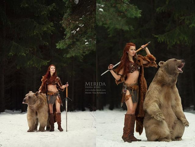 真人版美女与野兽上演